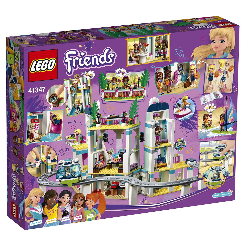 Конструктор lego friends 41347 курорт хартлейк-сити купить минск
