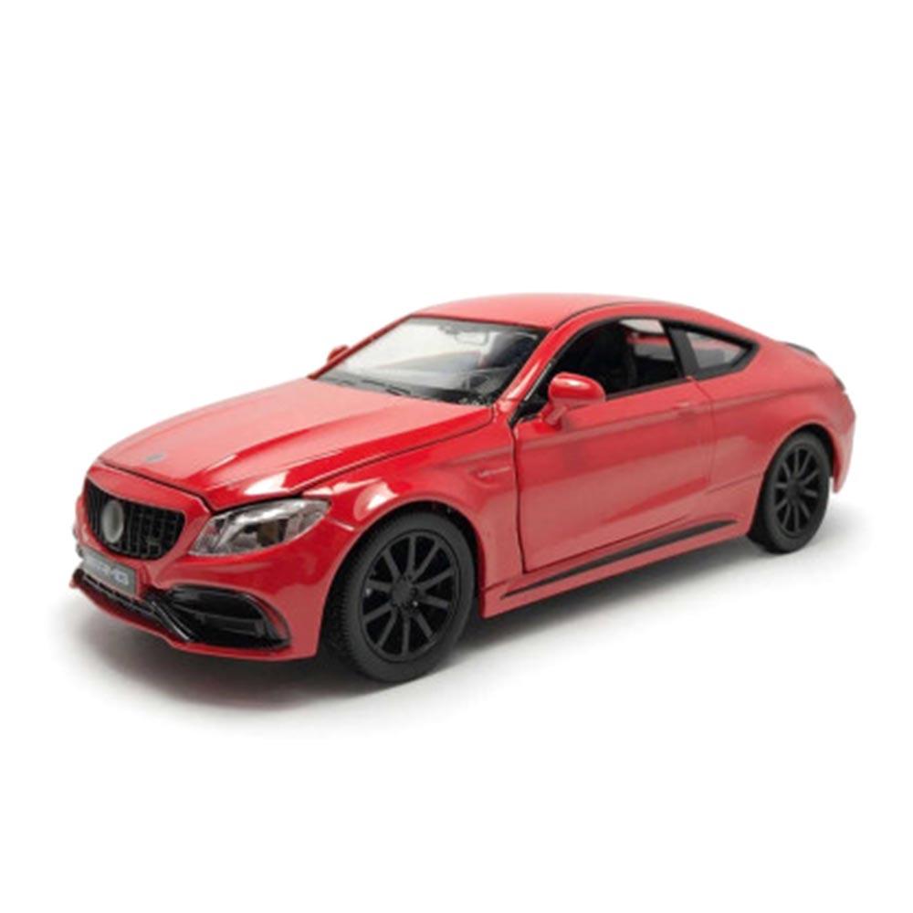 """Машинка """"Mercedes-Benz C63 S AMG Coupe"""""""