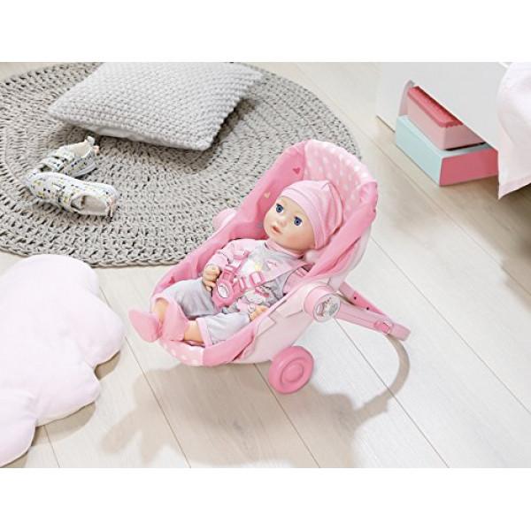 Люлька-переноска для куклы BABY ANNABELL, 43 см - Магазин ...