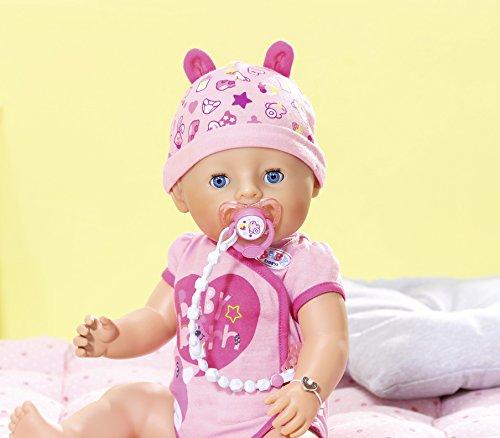 кукла Baby Born очаровательная малышка с аксессуарами 43 см