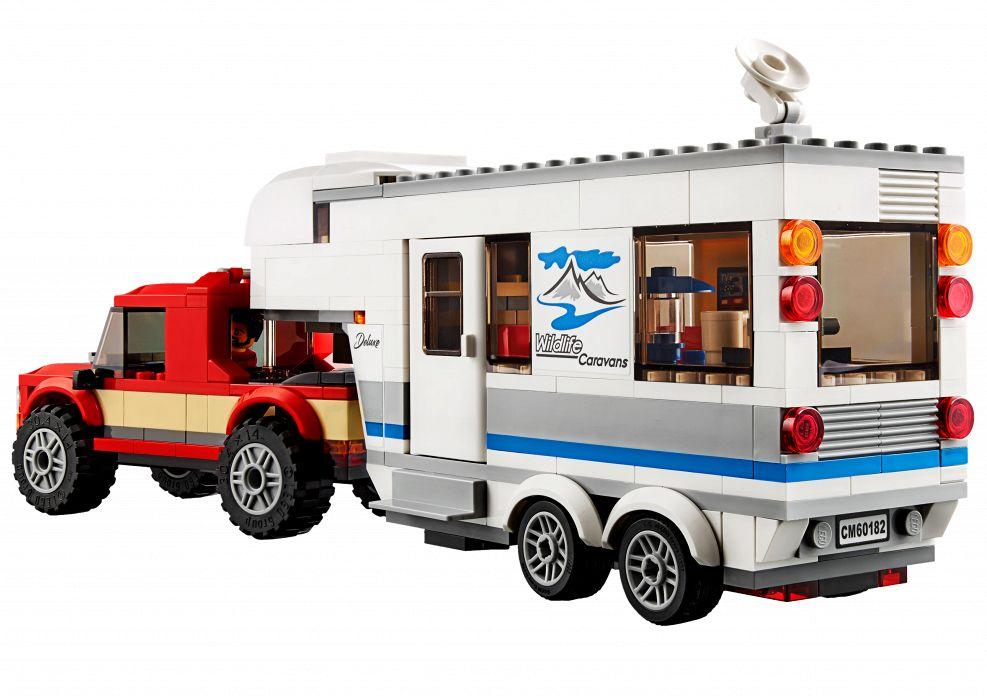 Конструктор LEGO City 60182: Дом на колесах - Магазин игрушек ...