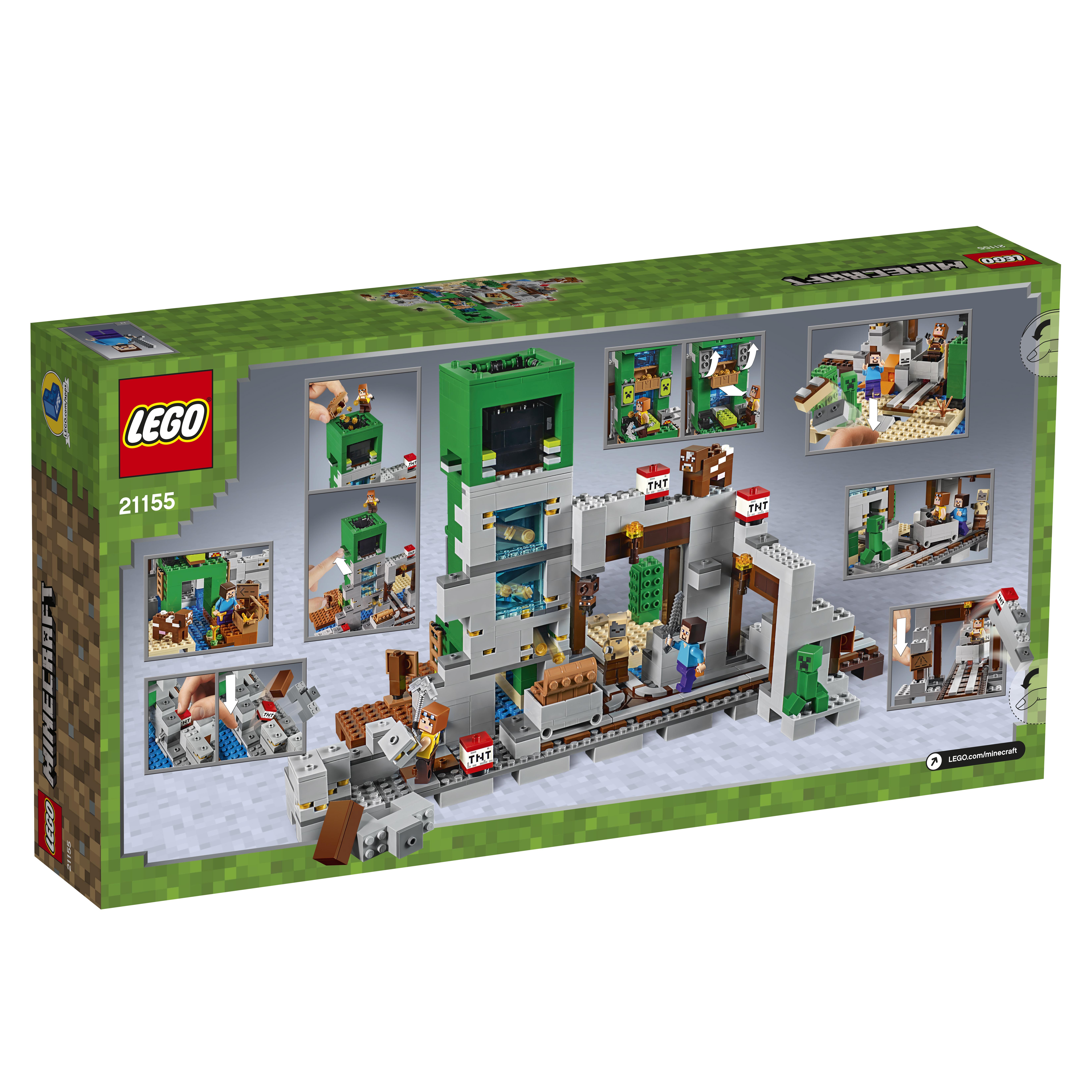 Lego minecraft купить минск