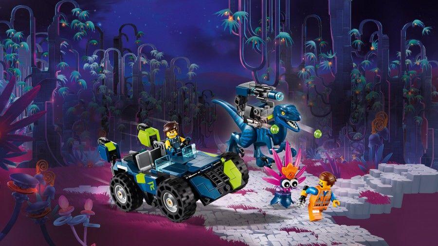 Конструктор LEGO THE LEGO MOVIE 2 70826: Рэкстремальный ...