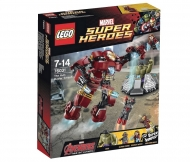 Конструктор LEGO Marvel Super Heroes 76031: Мстители 3