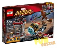 Конструктор LEGO Marvel Super Heroes 76020: Стражи Галактики: Миссия-побег