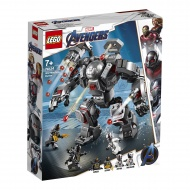 Конструктор LEGO Marvel Super Heroes 76124: Воитель