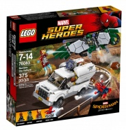 Конструктор LEGO Marvel Super Heroes 76083: Берегись стервятника