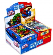 "Пазлы Step Puzzle ""Marvel"", 120 элементов"