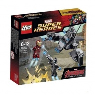 Конструктор LEGO Marvel Super Heroes 76029: Мстители №1