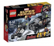 Конструктор LEGO Marvel Super Heroes 76030: Гидра против Мстителей