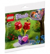 Конструктор LEGO Friends 30408: Тюльпаны