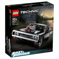 Конструктор LEGO Technic 42111: Dodge Charger Доминика Торетто