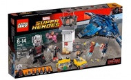 Конструктор LEGO Marvel Super Heroes 76051: Сражение в аэропорту