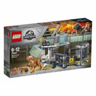 Конструктор LEGO Jurassic World  75927: Побег Стигимолоха из лаборатории