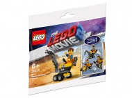 Конструктор LEGO THE LEGO MOVIE 2 30529: Минитрансформер Эммета