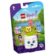 Конструктор LEGO Friends 41663: Кьюб Эммы с далматинцем