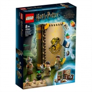 Конструктор LEGO Harry Potter 76384: Учёба в Хогвартсе: Урок травологии