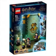 Конструктор LEGO Harry Potter 76383: Учёба в Хогвартсе: Урок зельеварения