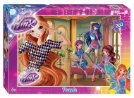 "Пазлы Step Puzzle ""Winx-2"", 260 элементов"