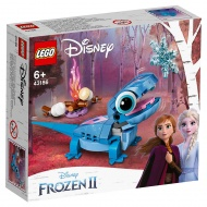 Конструктор LEGO Disney Princess 43186: Саламандра Бруни